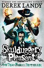 Skulduggery Pleasant (Skulduggery Pleasant - book 1), Landy 9780007241620 New+-