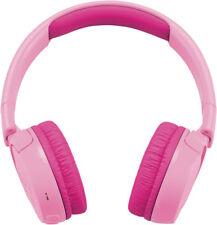 JBL JR300BT On-ear Wireless Headphones - Pink