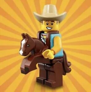 LEGO MINIFIGURES SERIES 18 ~ The COWBOY COSTUME GUY (71021) ~ (SEALED PACK)