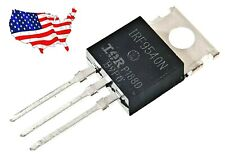 Irf9540n10 Pcs 23a 100v To 220 Ir P Channel Power Mosfet From Us