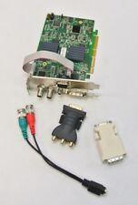 Datapath Vision AV-SDI Capture Card 4x PCIe, 1x DVI, 2x BNC 1080p 4K 4096x4096