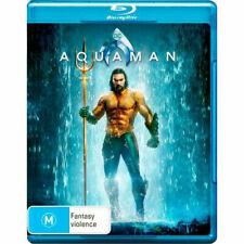 Aquaman (Blu-ray, 2019)