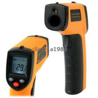 GM320 Non-Contact LCD IR Laser Infrared Digital Temperature Thermometer tool