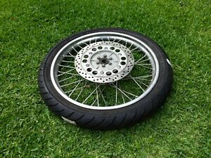 ROYAL ENFIELD FRONT WHEEL  'FREE POST ' A11-S