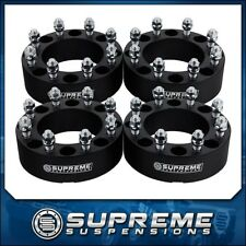 "1988-2000 Chevy GMC K2500 K3500 8-LUG 4WD 4x 2"" Billet Wheel Spacer Kit"
