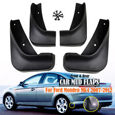 Genuine Xukey Mud Flaps For Ford Mondeo Mk4 2007 - 2012 Mudflaps Mudguards Guard
