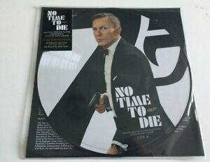 Hans Zimmer No Time To Die Vinyl LP Picture Disc 2021 Bond
