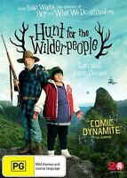 Hunt For The Wilderpeople DVD : NEW