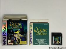 Quest For Camelot - Nintendo Gameboy Color - GBC
