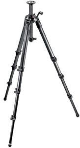 New Manfrotto MT057C4-G CF Geared Carbon Fibre Camera Tripod *Official Retailer*