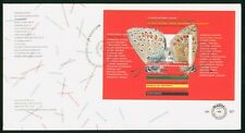 Mayfairstamps Netherlands FDC Butterflies First Day Cover wwr_11993