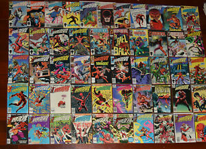 Daredevil  Run of 51 Comics 171-253 Frank Miller 1st Hand Stick Elektra Netflix