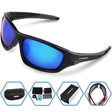 Torege Polarized Sports Sunglasses For Man Women Cycling Running Fishing Golf...