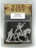 Artizan AWW031 Bounty Hunter Moose Gunderson (Wild West) Mounted & Foot Hero NIB