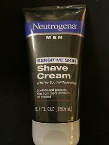 Neutrogena Men Sensitive Skin Shave Cream 5.1 oz