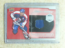 15-16 UD A Piece Of History 1000 Point Club PC-DH DALE HAWERCHUK Group C 1:1,193