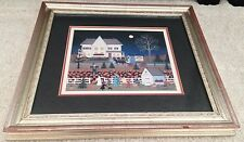 "WOOSTER SCOTT ""The Ultimate Trick"" Halloween Framed Fine Art Print Lithograph"