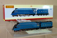 HORNBY R2339 TCS DCC FITTED LNER 4-6-2 CLASS A4 LOCOMOTIVE 4468 MALLARD BOXED nf