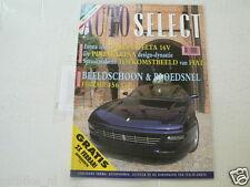 AUTO SELEKT 1993-07 LANCIA DELTA 16V,FERRARI 456 GT,PININFARINA,FIAT,TURIJN,SENN