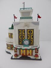 Dept 56 Christmas in the City Deerfield Airport #4030344 D56 CIC New in Box