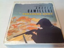 An Inspector Montalbano Mysteries Treasure Hunt by A Camilleri 2013 CD Audio