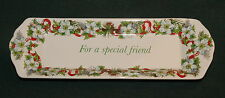 SPODE HOLIDAYS - FOR A SPECIAL FRIEND MINT TRAY