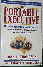 THE PORTABLE EXECUTIVE by THOMPSON & HENNINGSEN 1996