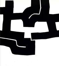 """EDUARDO CHILLIDA: ORIGINAL-LITHOGRAPHIE """"CINQ LIVRES GRAVÉS"""" MAEGHT PARIS 1974"""