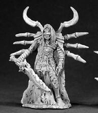 Al Rach Barrow Warden Reaper Miniatures Dark Heaven Legends Undead Lich Mummy