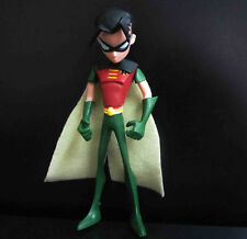"DC Comics BATMAN shadowtek ROBIN  ACTION FIGURE LOOSE 4.5""  #SAF3"