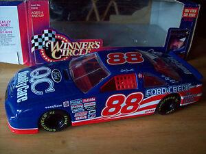 Dale Jarrett 1/24 scale 1997  #88 FORD QUALITY CARE NASCAR Car  WINNERS CIRCLE