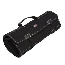 Large Wrench Roll Tools Roll Up Bag Storage Organizer 23 Pockets Canvas Holder