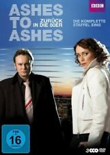ASHES TO ASHES COMPLETE SERIES 1 DVD Brand New Sealed R2 UK Compatible Box Set