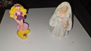 Vintage Market Happy Meal Toys Barbie 1993 Mattel