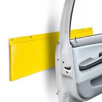 Türkantenschutz für Garage Autotür gelb Schutzleiste gegen Kratzer Wandschutz