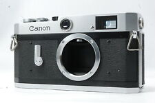 Canon P 35mm Rangefinder Film Camera Body Only SN751059