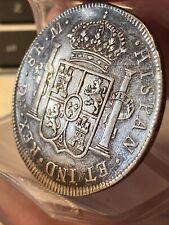 1804 NG M Guatemala 8R 8 Reales Carolus IIII Nice Strike