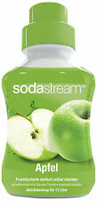 8,58 €/L sodastream pomme concentré sirop 500ml boissons sirop pour sprudler