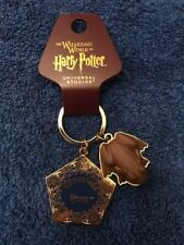 Harry Potter Chocolate Frog Keychain, Official Universal Studios Wizarding World