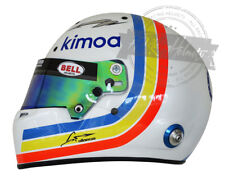 Fernando Alonso 2018 Daytona 24 hours NASCAR Scale 1:1 Replica Helmet Casco NEW