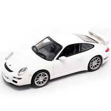 Porsche 997 GT3 RS White & Display Case