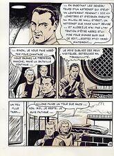 ILS ONT FUIT DE VENUS PLANCHE DE MONTAGE ORIGINALE METEOR AREDIT PAGE 18