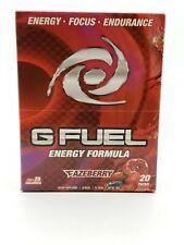 G Fuel Energy Formula Stick Packets 20 Packs Past Date Deal - Pick Flavor