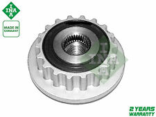 FOR TOUAREG TRANSPORTER T5 2.5 TDI OEM INA FREEWHEEL ALTERNATOR COUPLING PULLEY
