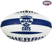 Geelong Cats Junior AFL Size 5 Football - Sherrin