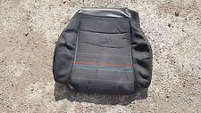 VW Golf Jetta MK2 GTI Arco Iris Parte inferior del asiento frontal interior cubierta de material de tela