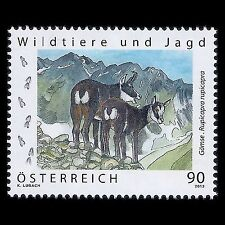Austria 2013 - Wild Animals and Hunting Fauna - Sc 2427 MNH