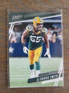 2020 Prestige Za'Darius Smith Green Bay Packers #122