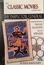 THE INSPECTOR GENERAL DANNY KAYE ELSA LANCHESTER WARNER CLASSIC MOVIES DVD NEW