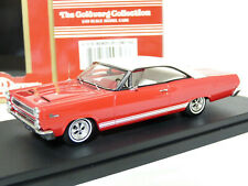 Goldvarg GC-022B 1/43 1966 Mercury Comet Cyclone Resin Model Car